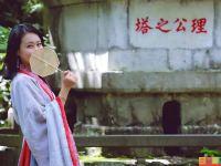 杭州的四天三夜,穿著漢服我都幹了啥(之靈隱寺)