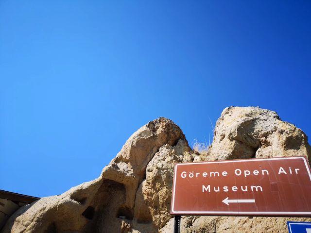 Goreme Open Air Museum