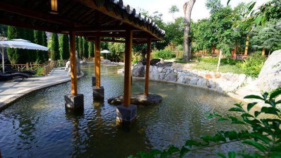 湯池熱水河溫泉