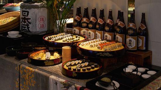 武漢光穀凱悅酒店咖啡廳