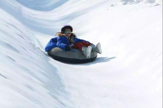 """中原""""小東北""""!滑雪樂園、賞雪古街、山中冰掛,這條網上一次玩夠!"""