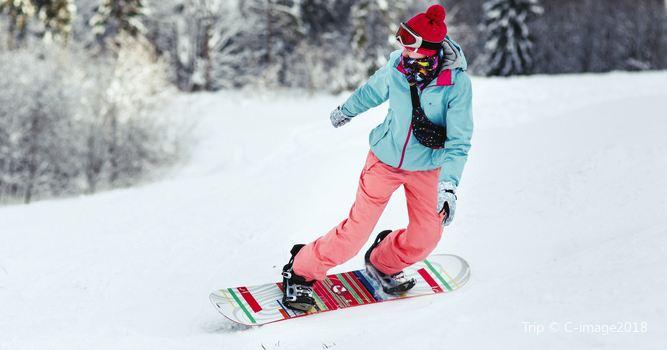 蟠龍山滑雪場