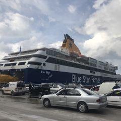 阿莫迪港口用戶圖片