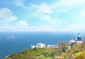 中國最隱祕小島,每天限客200人