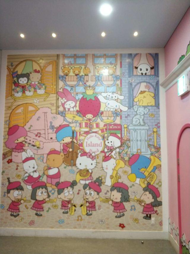 Hello Kitty Island