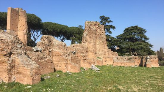 Palace of Domitian (Domus Flavia)