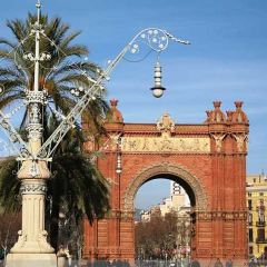 巴塞羅那凱旋門用戶圖片