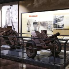 중국 팔로군 기념관 여행 사진