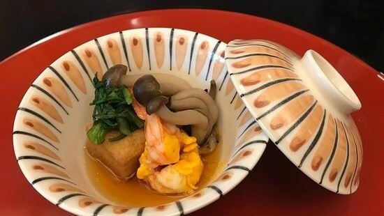 東京 芝 Ukai豆腐屋