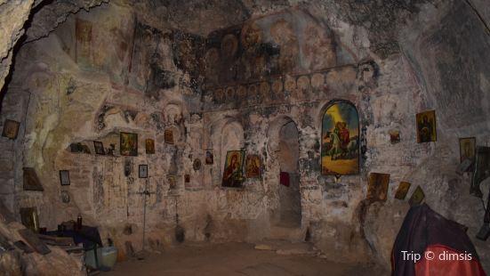 Cave of Agioi Theodoroi