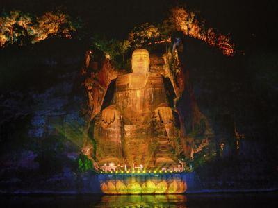 Night Tour Sanjiang (Baxian Cave)