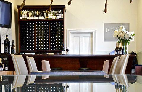 Tomich vineyard