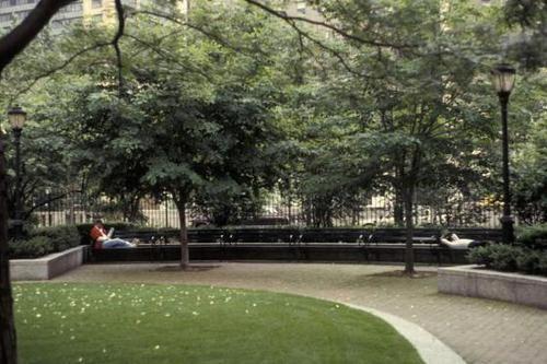 巴特里公園