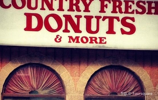 Country Fresh Donuts & More3