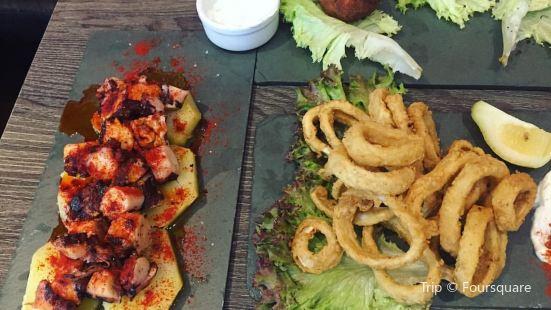 Restaurant Negro Rojo