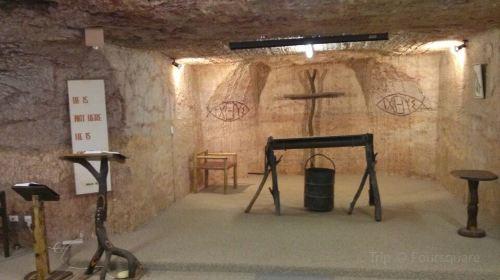 Catacomb Church