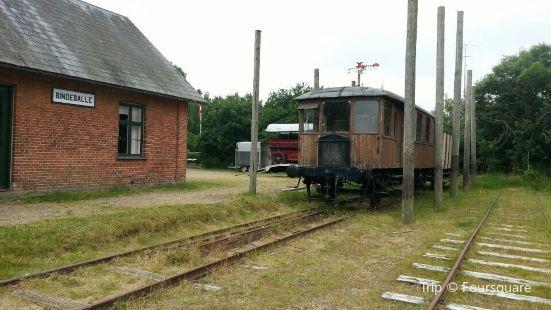Bindeballe Station