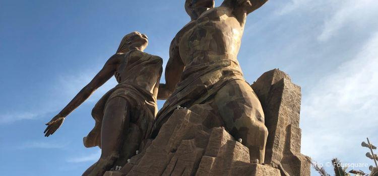 Le Monument de la Renaissance Africaine3
