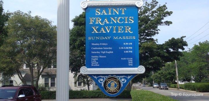 St. Francis Xavier Church1