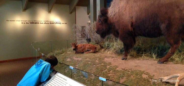 Canyon Visitor Education Center2