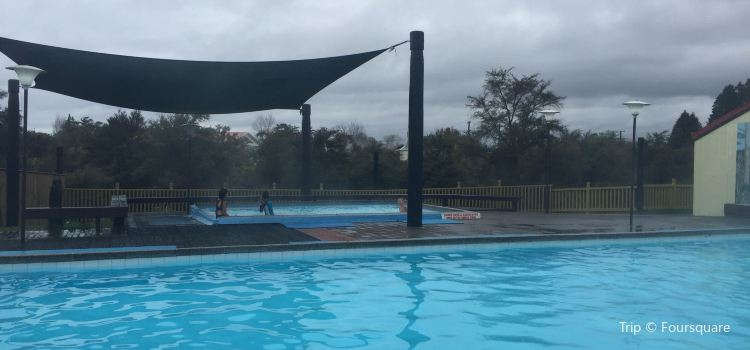 Tokaanu Thermal Pools