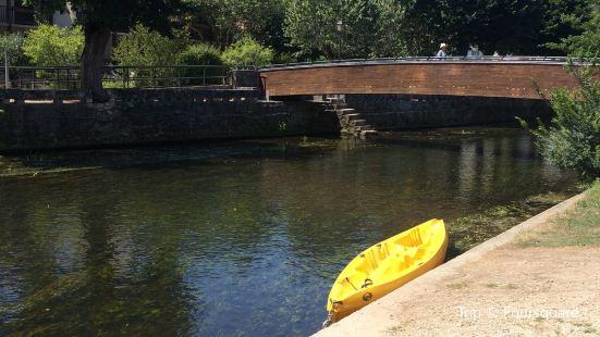 Brantome Canoe
