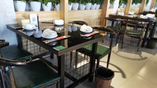 古記幹鍋燒烤城