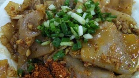 扒盤烤米皮(噴水池美食城店)