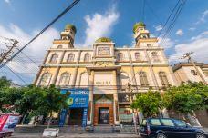 右所街清真寺-洱源-大理想家