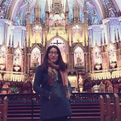 魁北克聖母大教堂用戶圖片