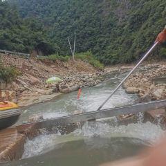 浙西涼源峽漂流用戶圖片