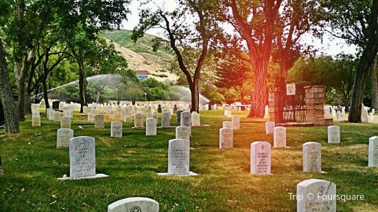 Fort Douglas Military Cemetery