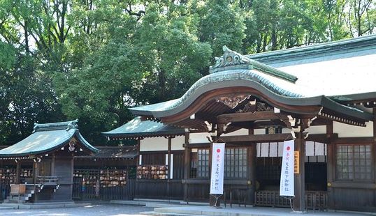 Kamichikama Shrine