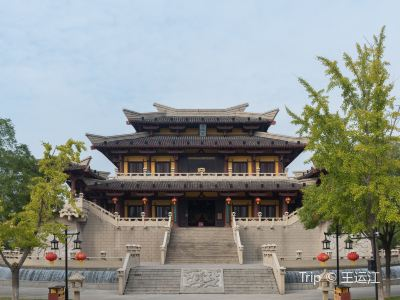 沛県漢城景観地