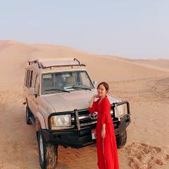Liwa Desert Safari User Photo