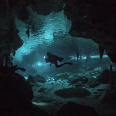 Two Eyes Cenote User Photo