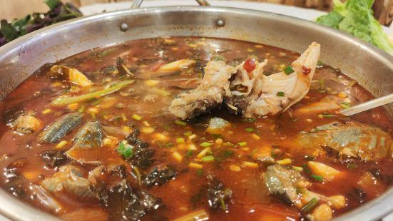 食裡香酸湯魚