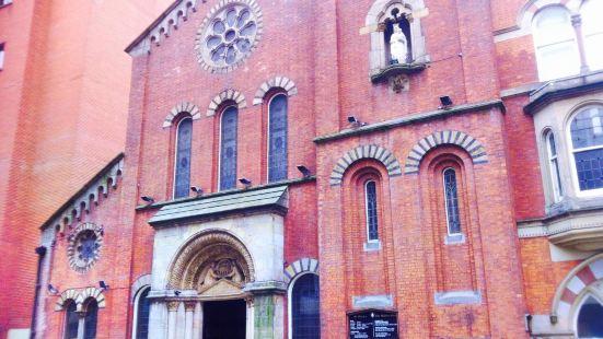 St. Mary's: Manchester's Hidden Gem