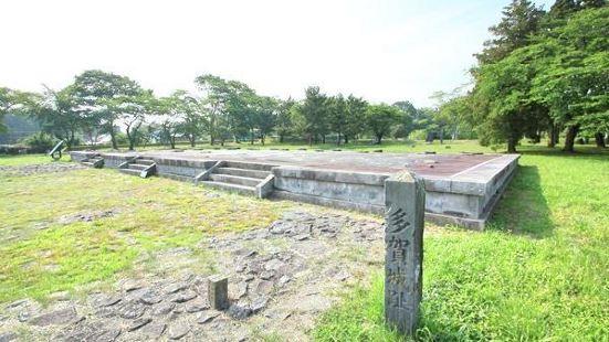 Taga Castle Ruins