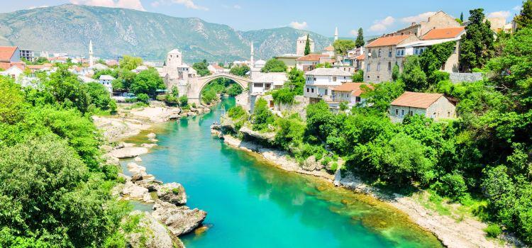 Mostar Old City