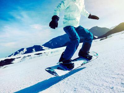 Chashan Ski Resort