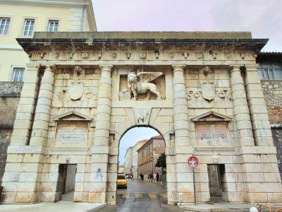 紮達爾城門