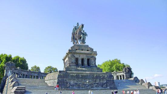 威廉一世雕像