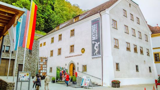 Postal Museum of the Principality of Liechtenstein