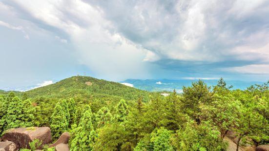 옥창산 삼림공원