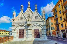 圣母玛利亚斯皮那教堂-比萨-尊敬的会员