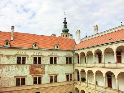 Litomysl Castle