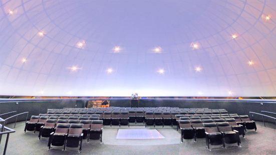 The Arvin Gottlieb Planetarium at Union Station