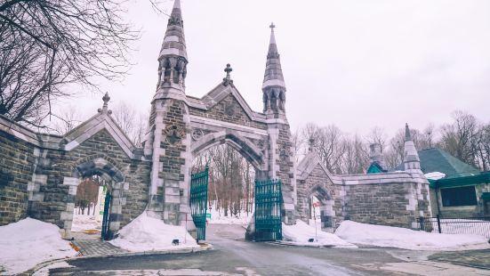 Notre-Dame-des-Neiges Cemetery (Cimetiere Notre-Dame-des-Neiges)