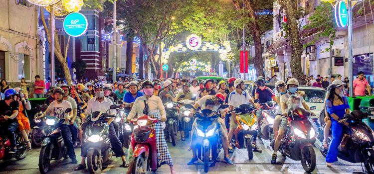 팜 누 라오 거리
